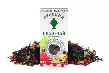 Russian Ivan-Tea & Currant