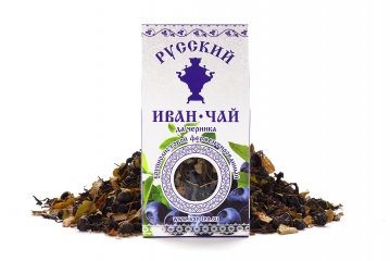 Russian Ivan-tea & Bilberry