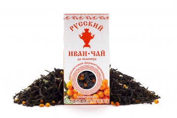 Russian Ivan-Tea & Sea Buckthorn