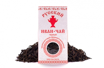 Russian Ivan-tea, fermented, large leaf
