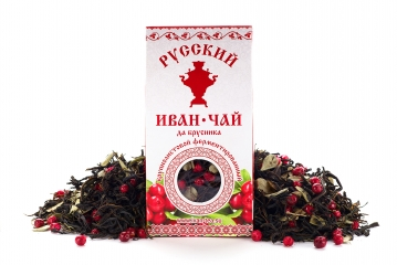 Russian Ivan-Tea & Lingonberry