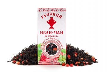 Russian Ivan-Tea & Strawberry