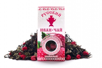 Russian Ivan-tea & Raspberry